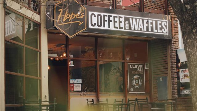 Hope's Coffee & Waflles